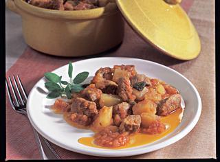 Ricetta Spezzatino con patate alla piemontese