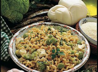 Pasta e broccoli alla calabrese