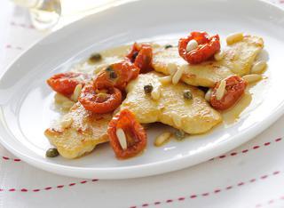 Ricetta Scaloppine di pollo con pomodorini