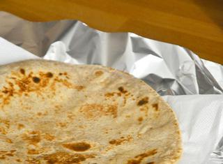 Ricetta Pane indiano chapati