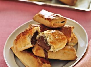 Pain au chocolat alla francese