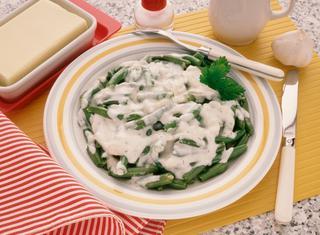 Ricetta Fagiolini allo yogurt