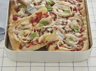 Ricetta Pizza soffice con le cipolle