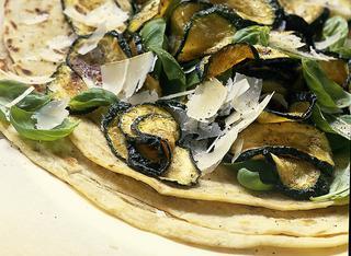 Ricetta Zucchine fritte al basilico