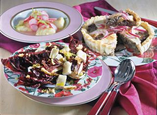 Crostata salata di cipolle di Tropea