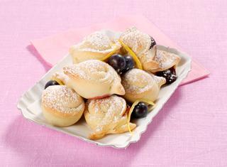 Ricetta Tortelli dolci di pasta di pane