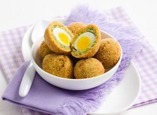 Ricetta Finte uova alla scozzese