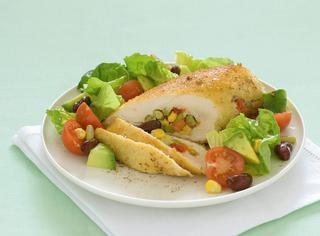 Ricetta Petto di pollo ripieno alla messicana