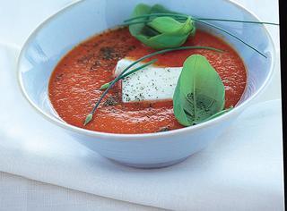 Salsa fredda ai peperoni