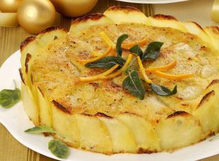 Ricetta Tortino di patate e baccalà