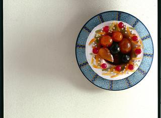 Ricetta Ciambella alla frutta candita