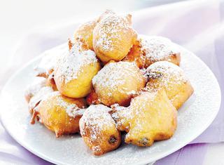 Fritole di Carnevale