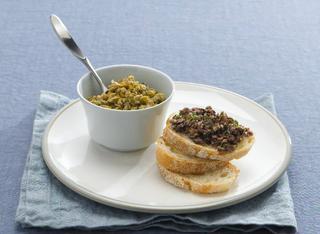 Tapenade casalinga o pasta di olive
