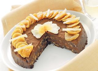 Ricetta Torta fredda al cioccolato
