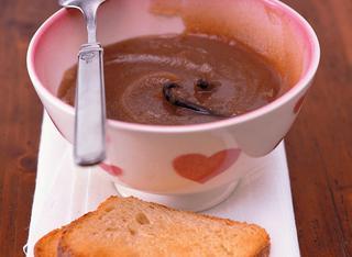 Ricetta Crema di marroni alla vaniglia