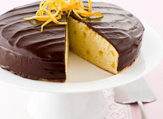 Ricetta Torta al limone ricoperta