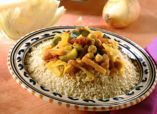 Ricetta Cous cous vegetariano