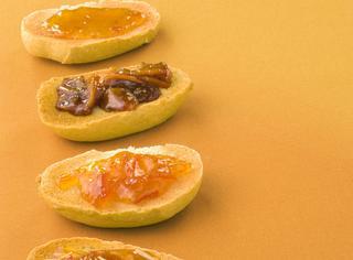 Marmellata di arance con mele e scorzette