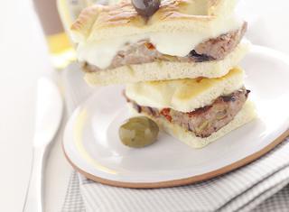 Ricetta Hamburger di tacchino alle olive