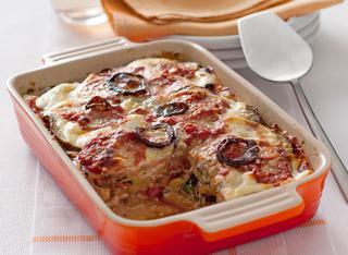 Finte lasagne vegetariane