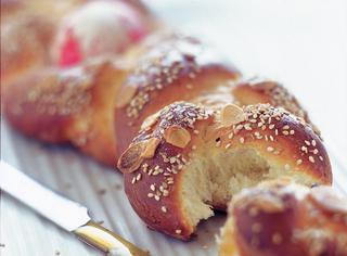 Ricetta Pane dolce a treccia