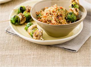 Ricetta Cous cous con pollo e broccoletti