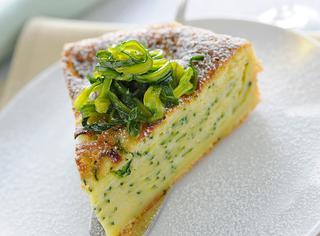 Ricetta Torta dolce di zucchine
