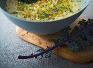 Ricetta Porridge dell'orto