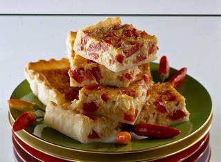 Ricetta Torta vegetariana