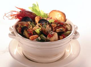 Ricetta Zuppa marinara