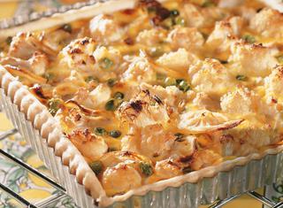 Ricetta Torta salata al limone