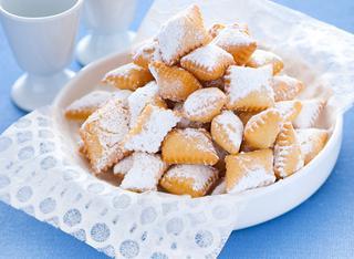 Ravioli dolci al forno