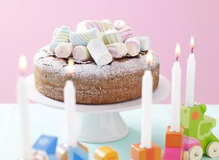 Ricetta Torta soffice ai marshmallow