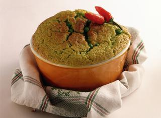 Ricetta Soufflé vegetariano