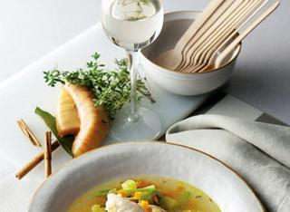 Zuppa di rombo