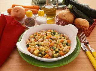 Ricetta Verdure in padella