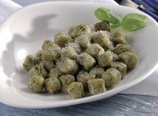 Ricetta Gnocchi di spinaci al forno