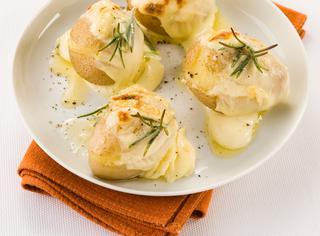 Ricetta Patate filanti al gratin