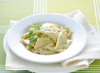 Ricetta Pansotti in salsa ligure