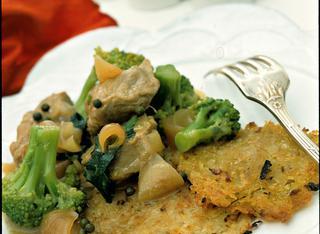 Vitello e broccoli: bocconcini speciali