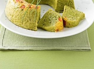 Sformato di broccoli