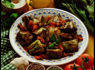 Ricette carciofi e patate in umido le ricette di for Carciofi ricette