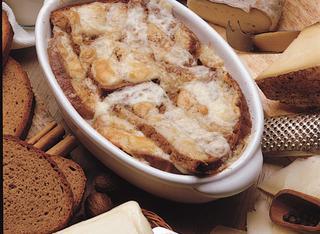 Zuppa di pane di segale