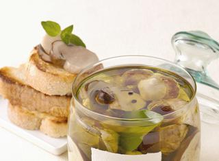 Ricetta Funghi porcini sott'olio in conserva