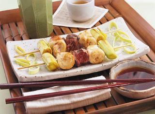 Ricetta Yakitori alla giapponese con salsa agrodolce