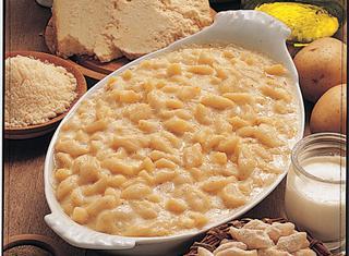 Gnocchi di patate al castelmagno
