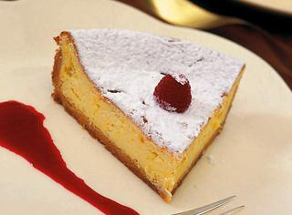 La torta al formaggio di Montevecchia