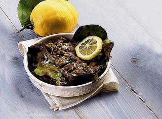 Ricetta Tartare di tonno al limone