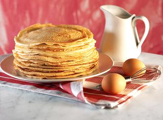Crepes e crespelle: la ricetta base step by step