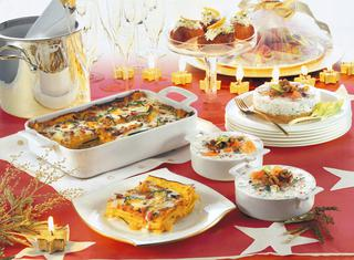 Lasagne alla zucca e rosmarino